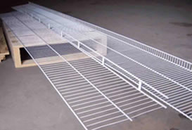 Wire Rack Shelving | Wire Rack Shelving